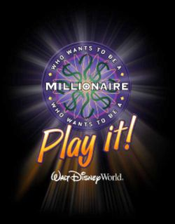Who Wants To Be A Millionaire - Play It!